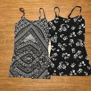 Patterned camisole bundle